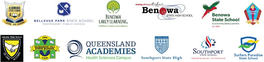 Cluster School Logos